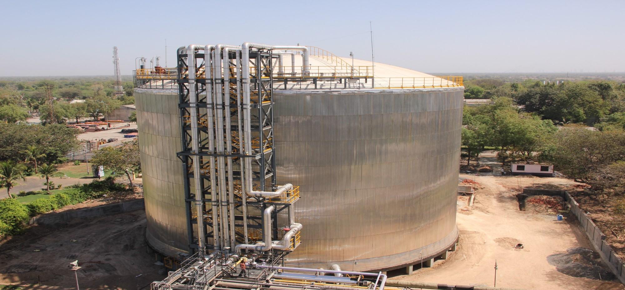Cryogenic Storages July 2020