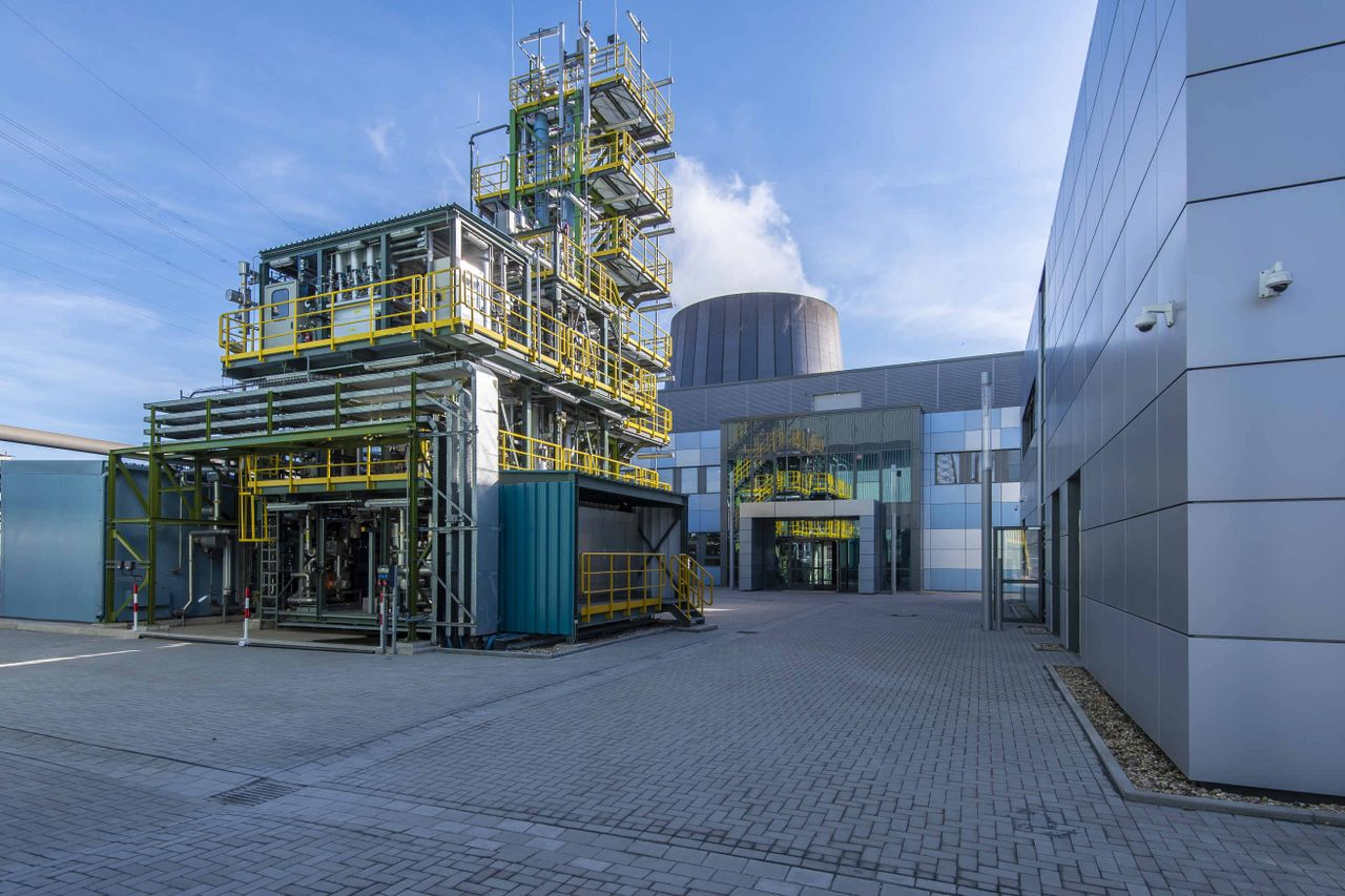 CO2-free green chemicals: our purpose paves the way to sustainability