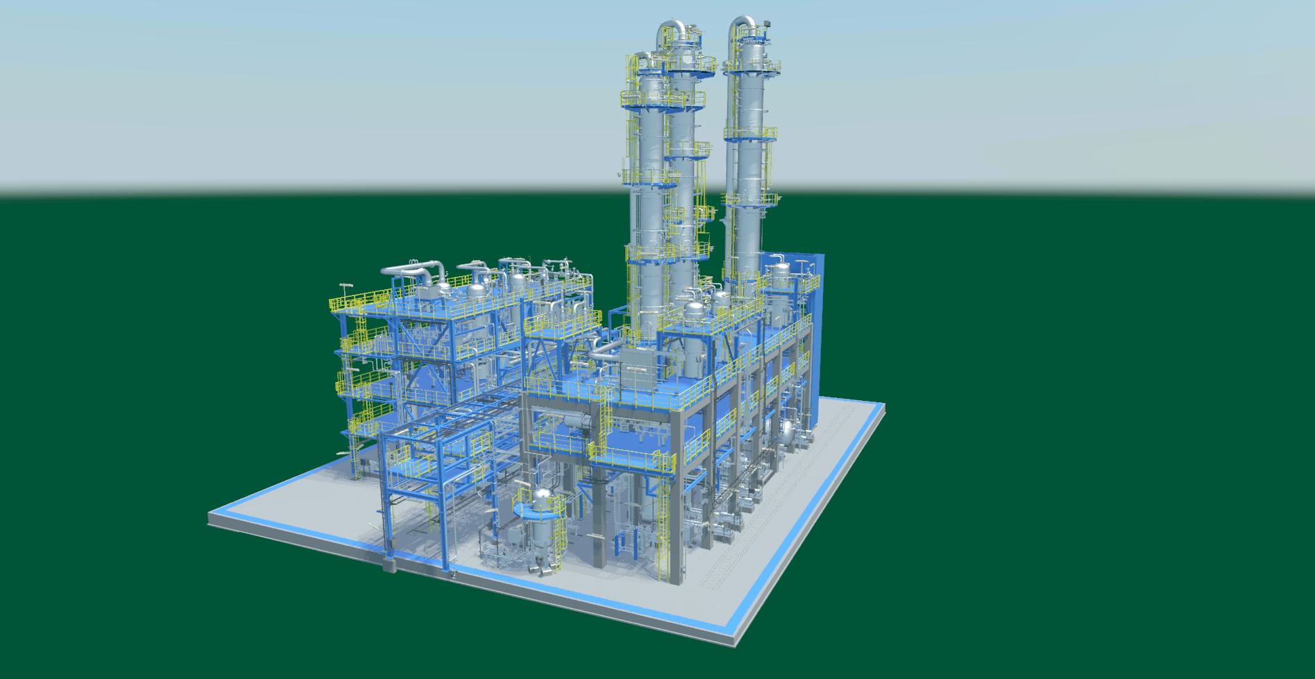 Propylene Glycol Plant