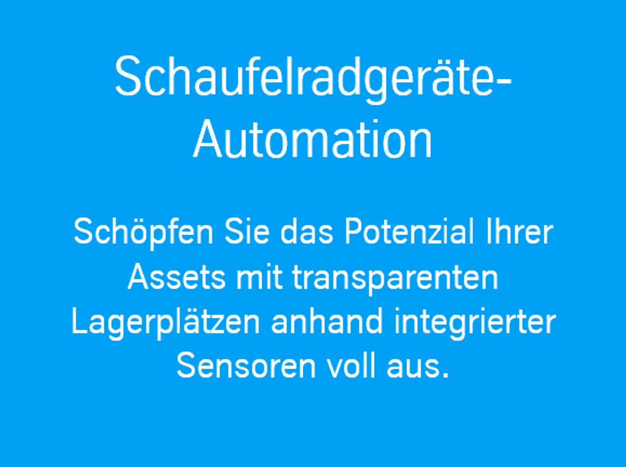 Schaufelradgeräte-Automation I thyssenkrupp
