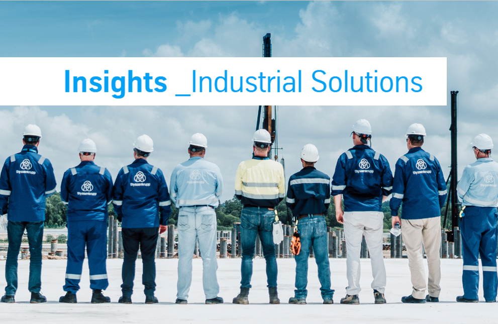 thyssenkrupp Insights blog