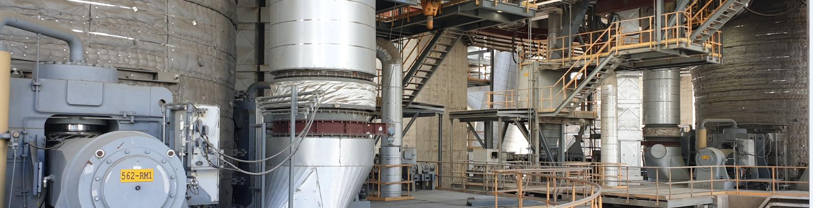 Cemento Progreso, Guatemala cement plant, quadropol