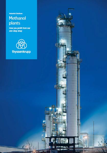 Methanol Brochure