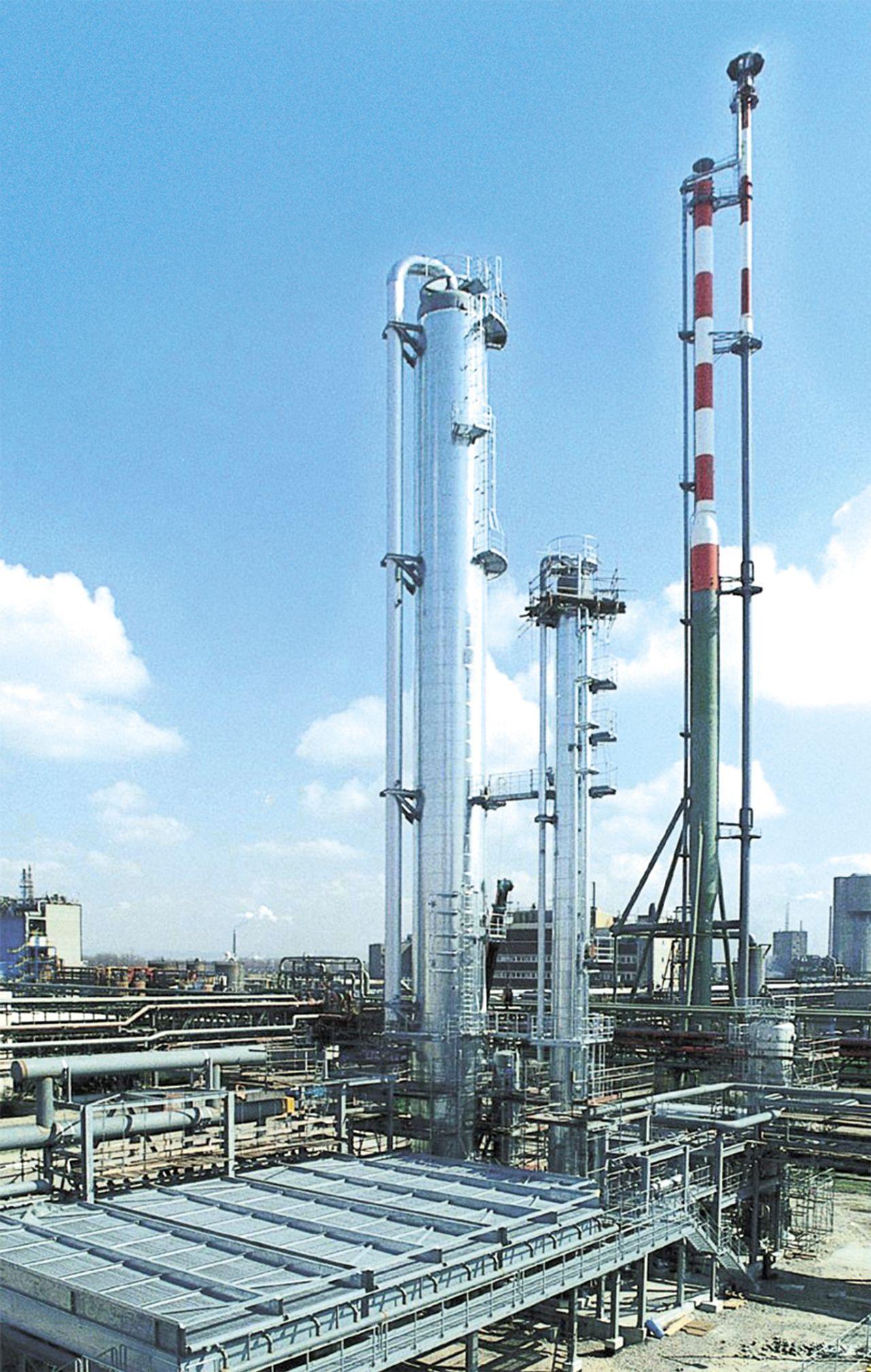 Methanol Plant 100-3000 tpd