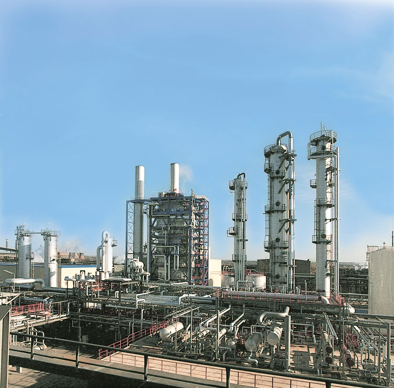 Methanol Plant 3000-10000 tpd