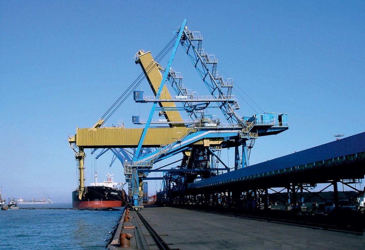 Shiploader I thyssenkrupp