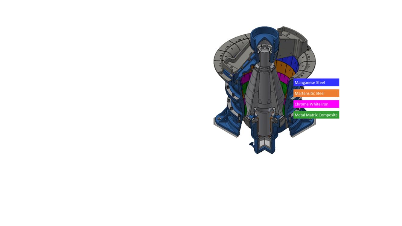 Wear parts optimization by thyssenkrupp