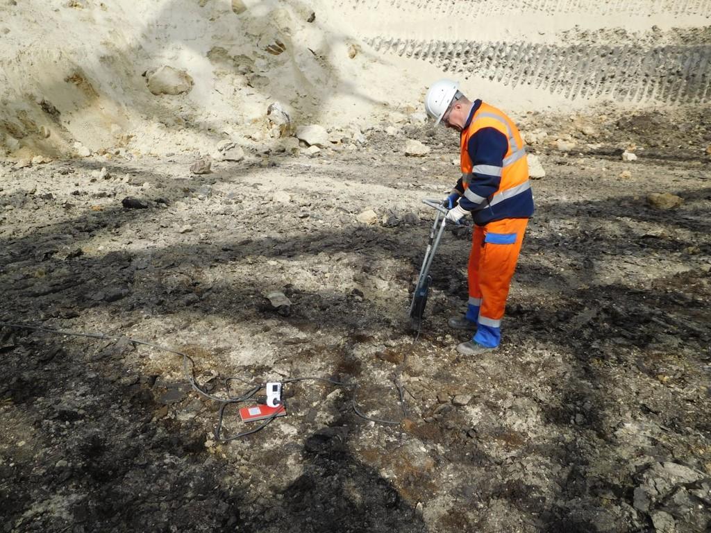 Express Drill Abrasiveness Test (EDAT)
