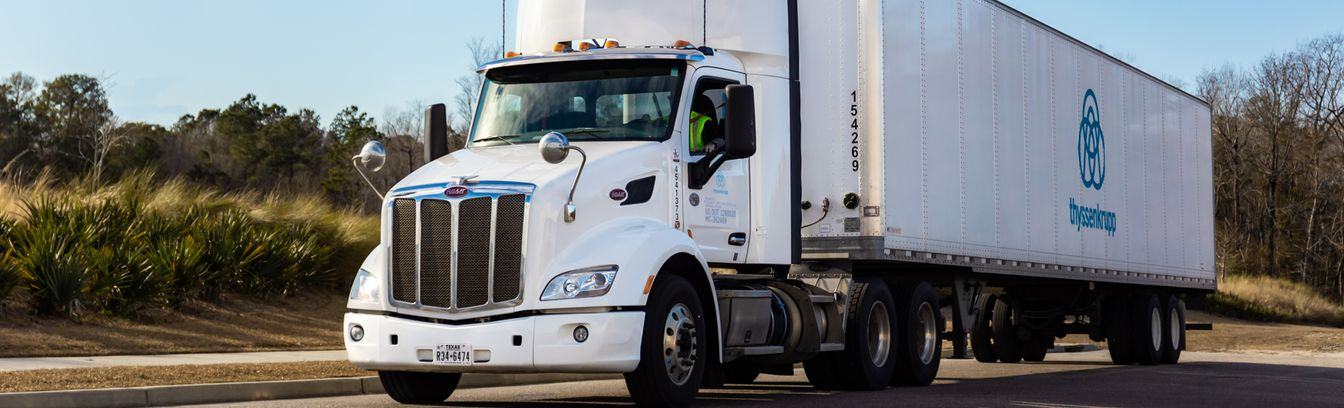 thyssenkrupp supply chain services transportation services