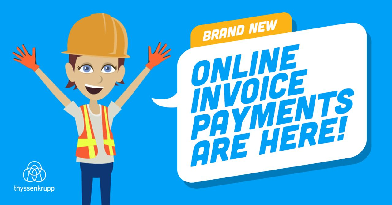 Customer Portal - Features Online Invoice Payments
