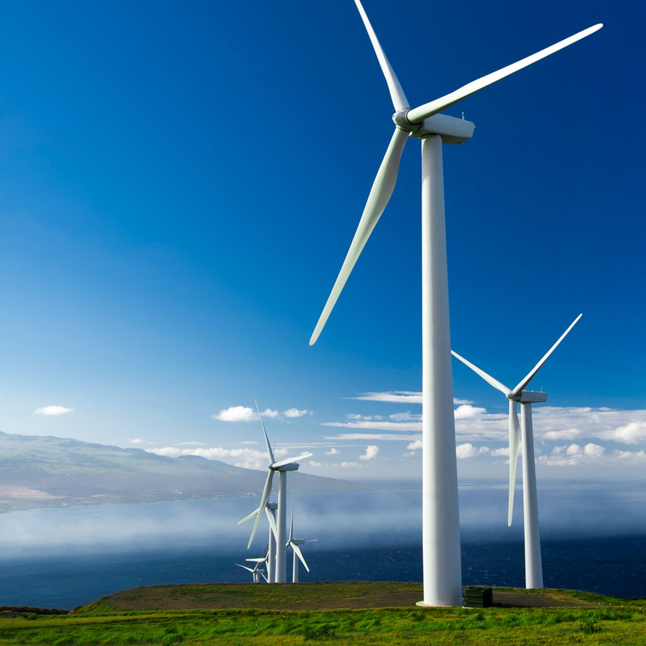 Windmill Power Generation