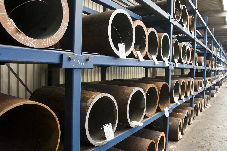 thyssenkrupp Materials Norge Sømløse og sveiste stålrør