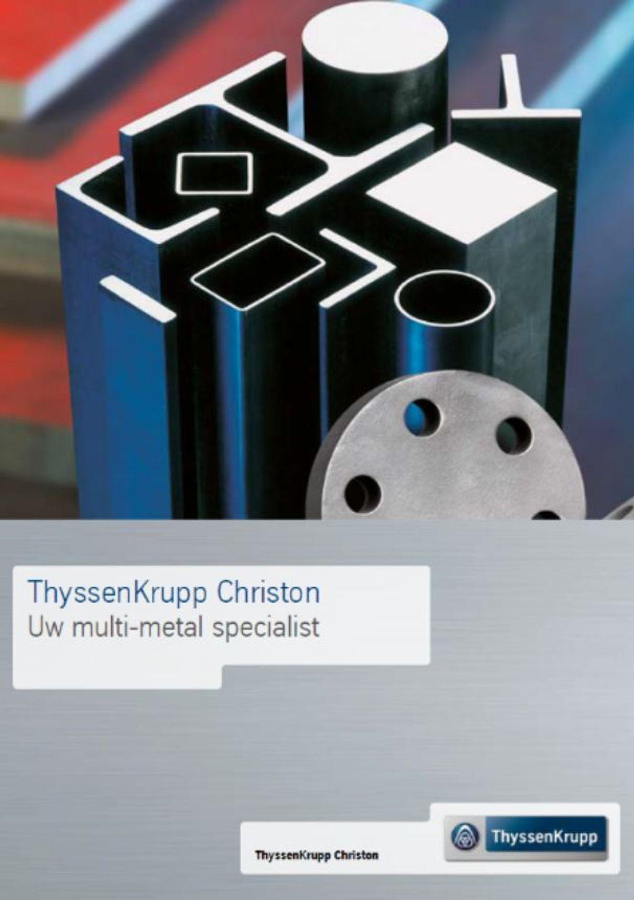 thyssenkrupp Materials Belgium - Uw multi-metal specialist (NL)