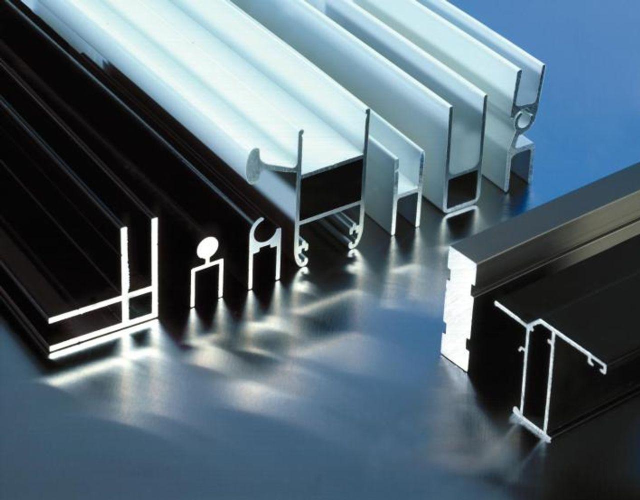 aluminium extrusieprofiel