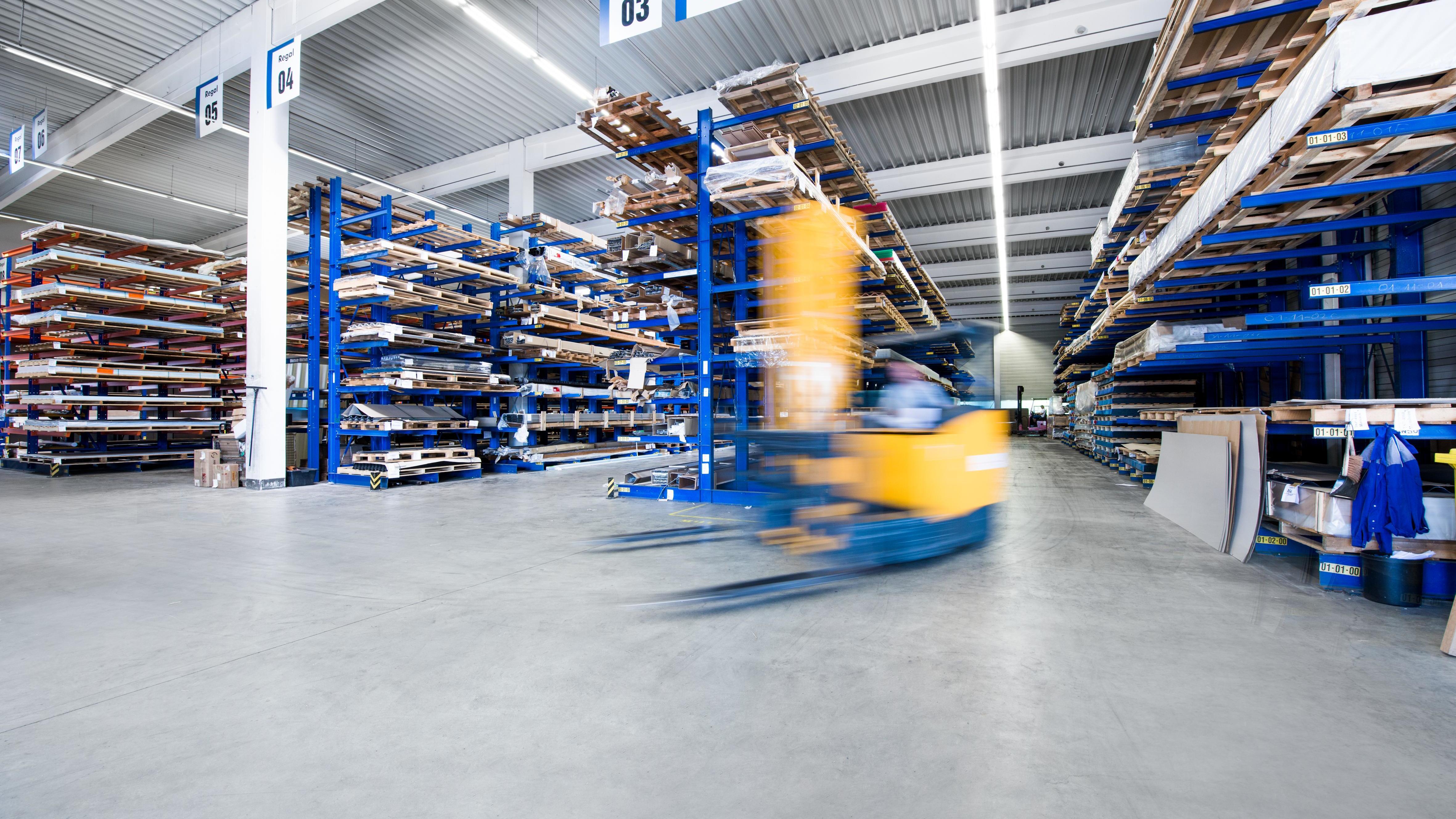 mieux vous servir - outil industriel et réseau de transport optimisé