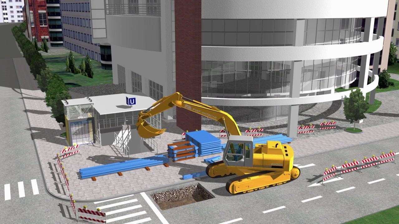 Video thyssenkrupp Infrastructure e+s Linearverbau