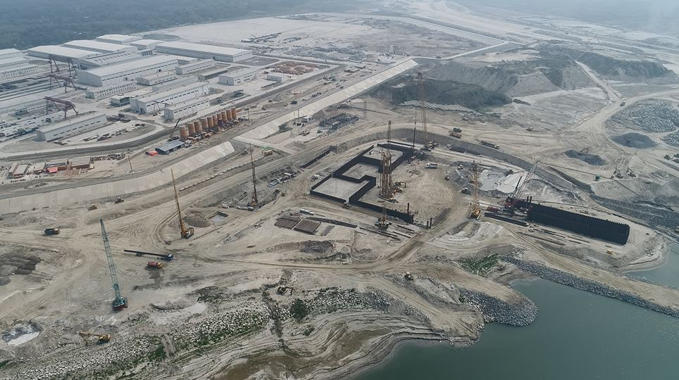 Nuclear power plant in Bangladesh