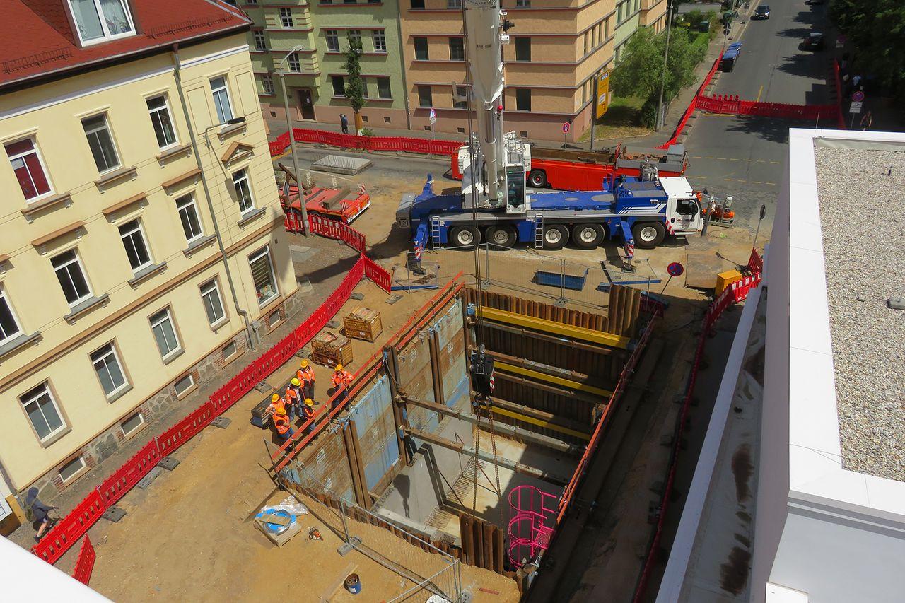 e+s Linearverbau Leipzig