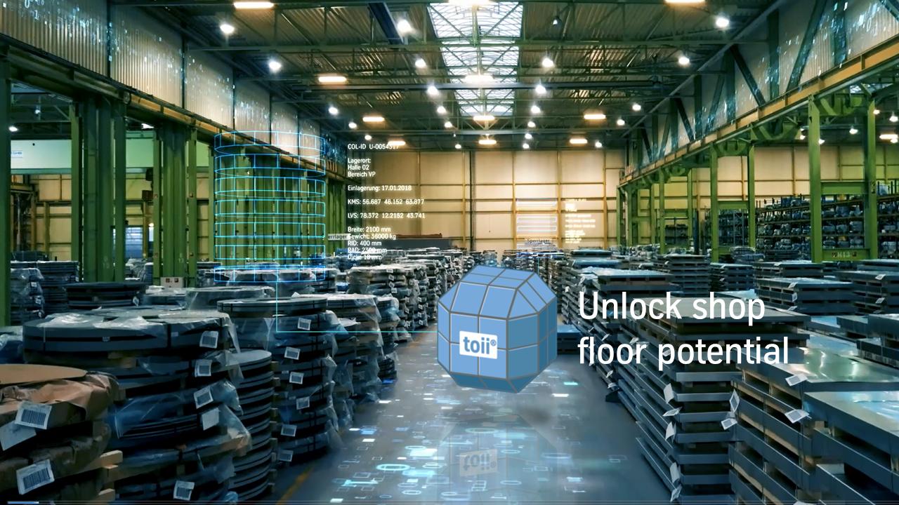 Unlock shop floor potential
