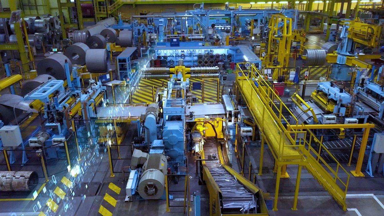 Mittelstand, Fertigung, Produktion, Maschinenpark