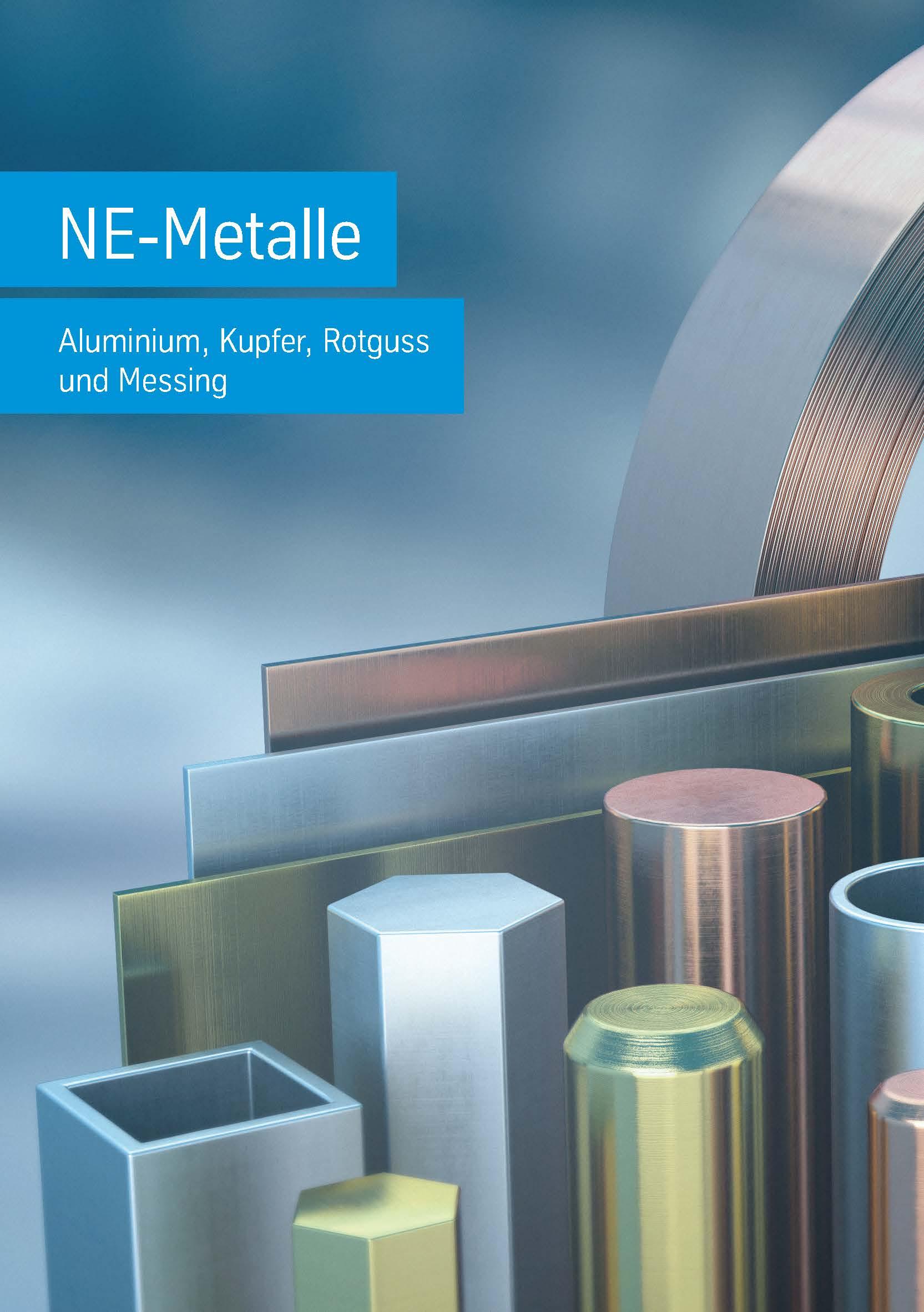 Werkstoffhandbuch NE-Metalle
