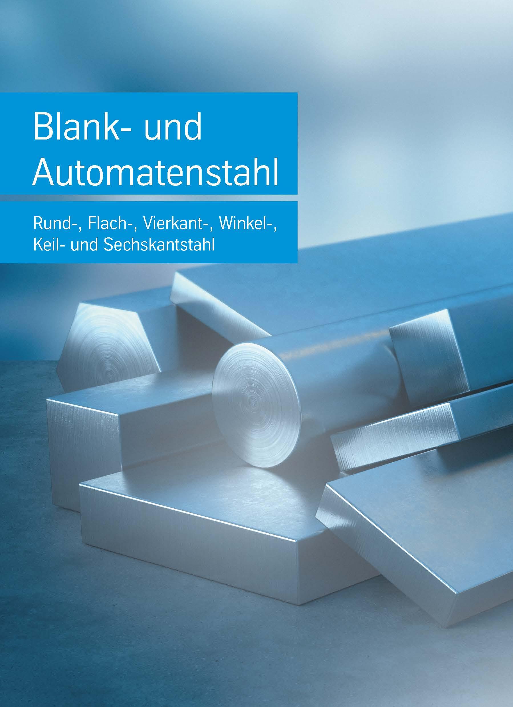 Werkstoffhandbuch Blankstahl und Automatenstahl