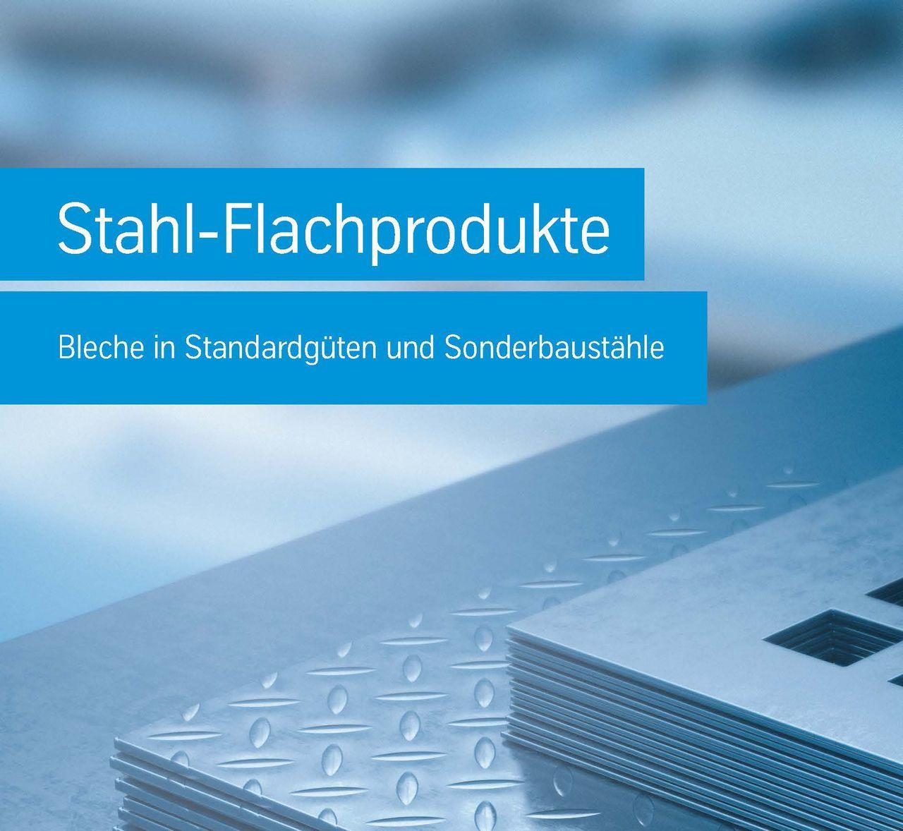 Werkstoffhandbuch Stahl-Flachprodukte