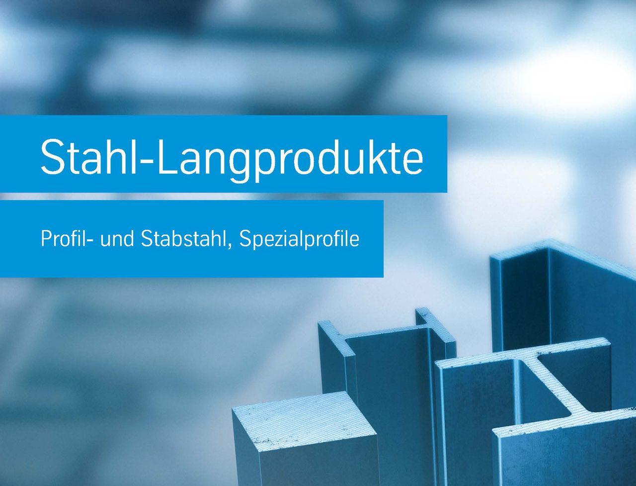 Werktstoffhandbuch Stahl Langprodukte