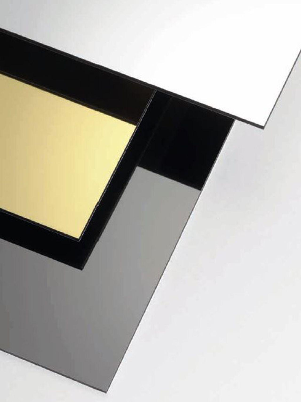DIBOND® Spiegelplatten