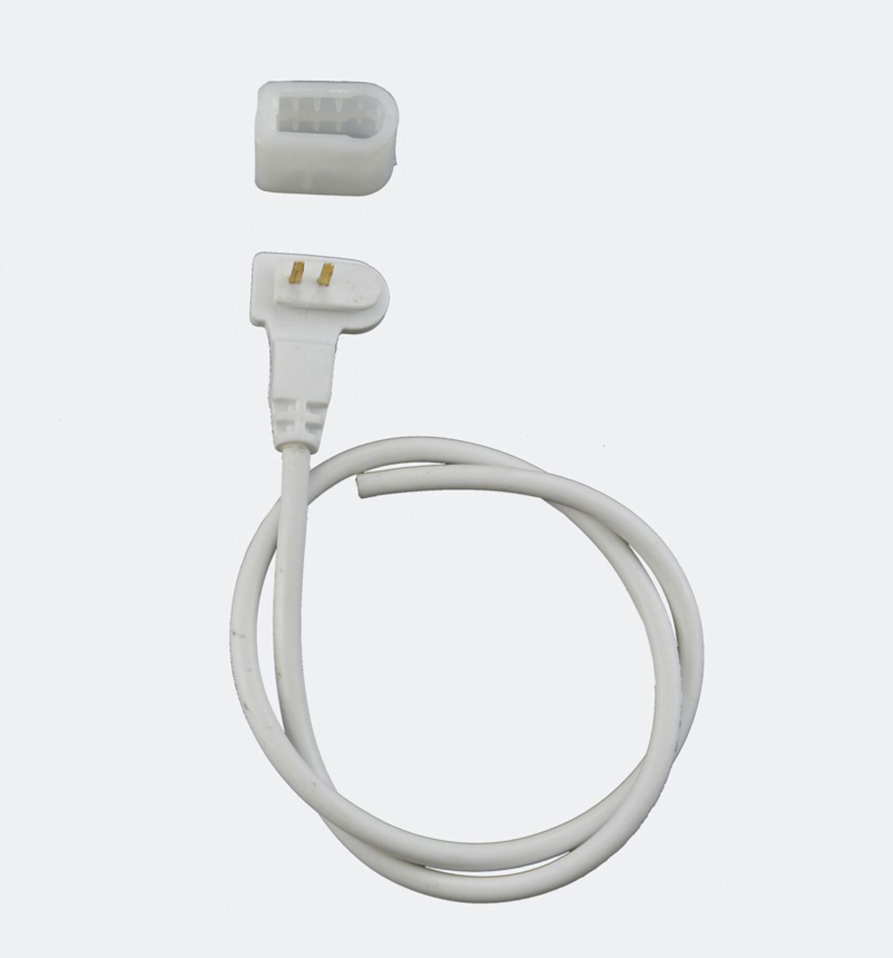 Pin-Verbinder seitlich
