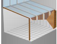 Dachopt Terrassendach-Konfigurator