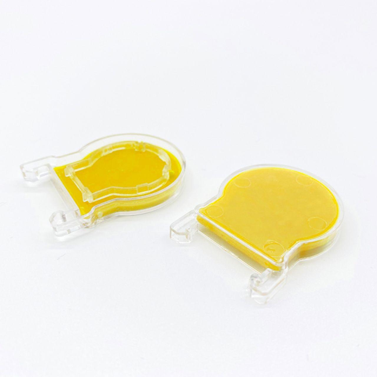 Lucoline® Endkappe Zitronengelb