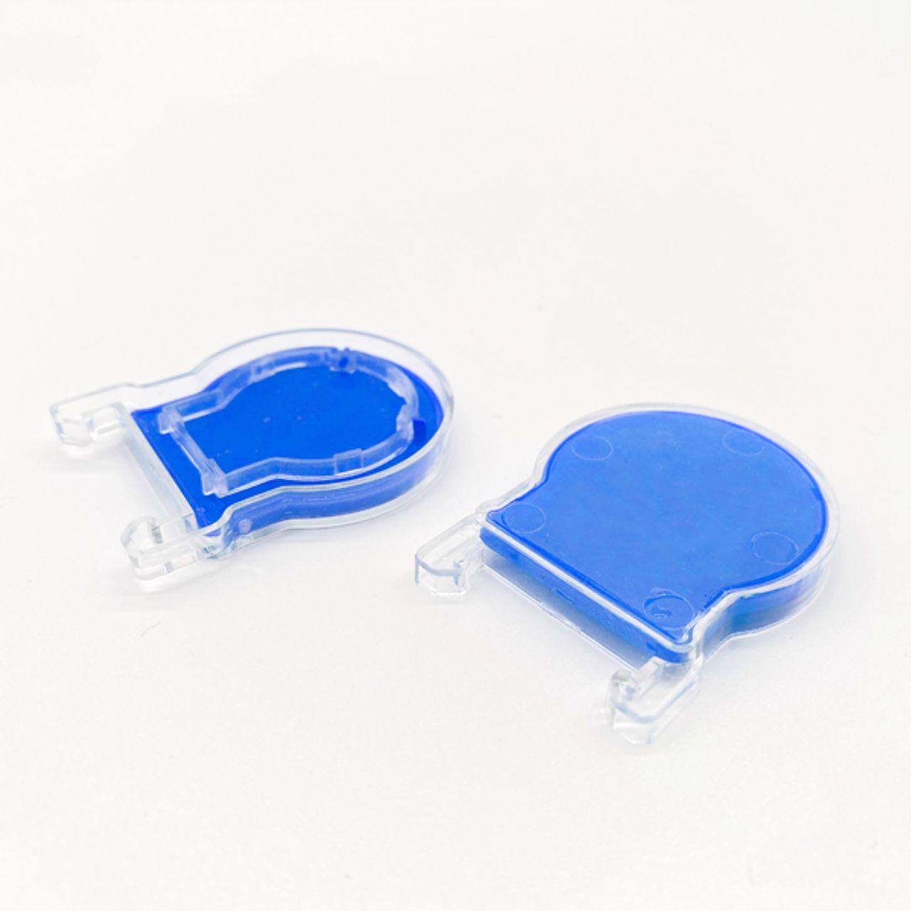Lucoline® Endkappe Blau