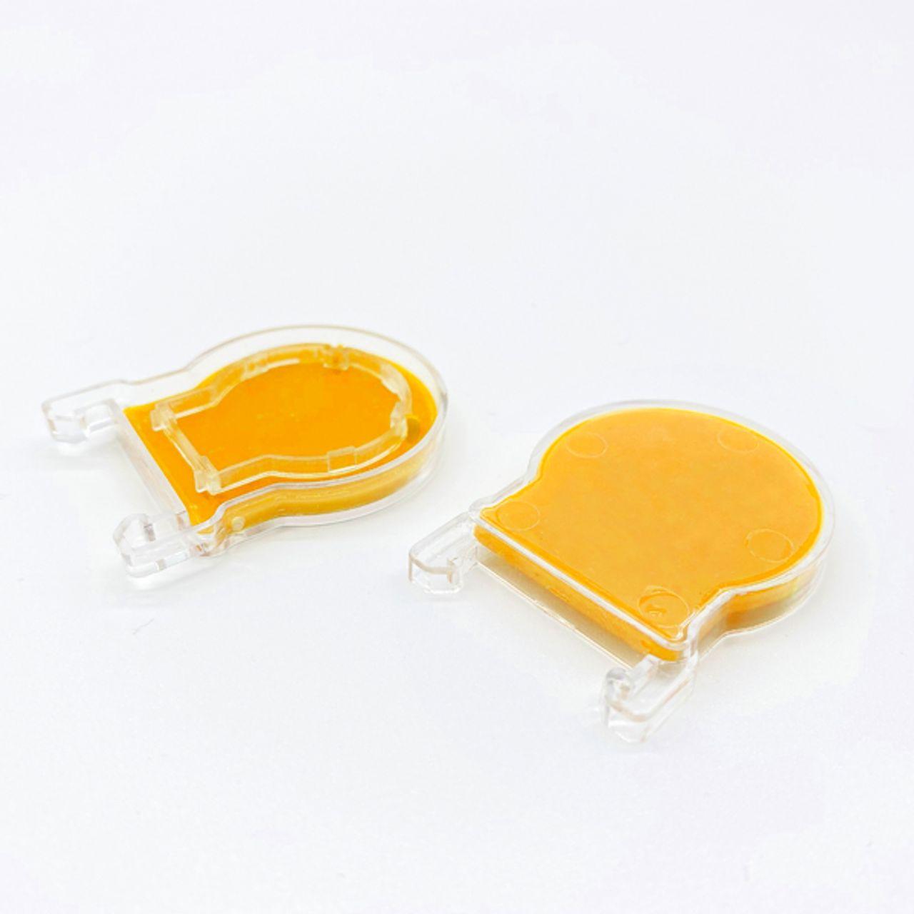 Lucoline® Endkappe Gelb