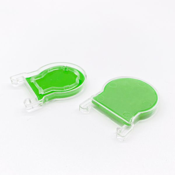 Lucoline® Zubehör Endkappe Grün