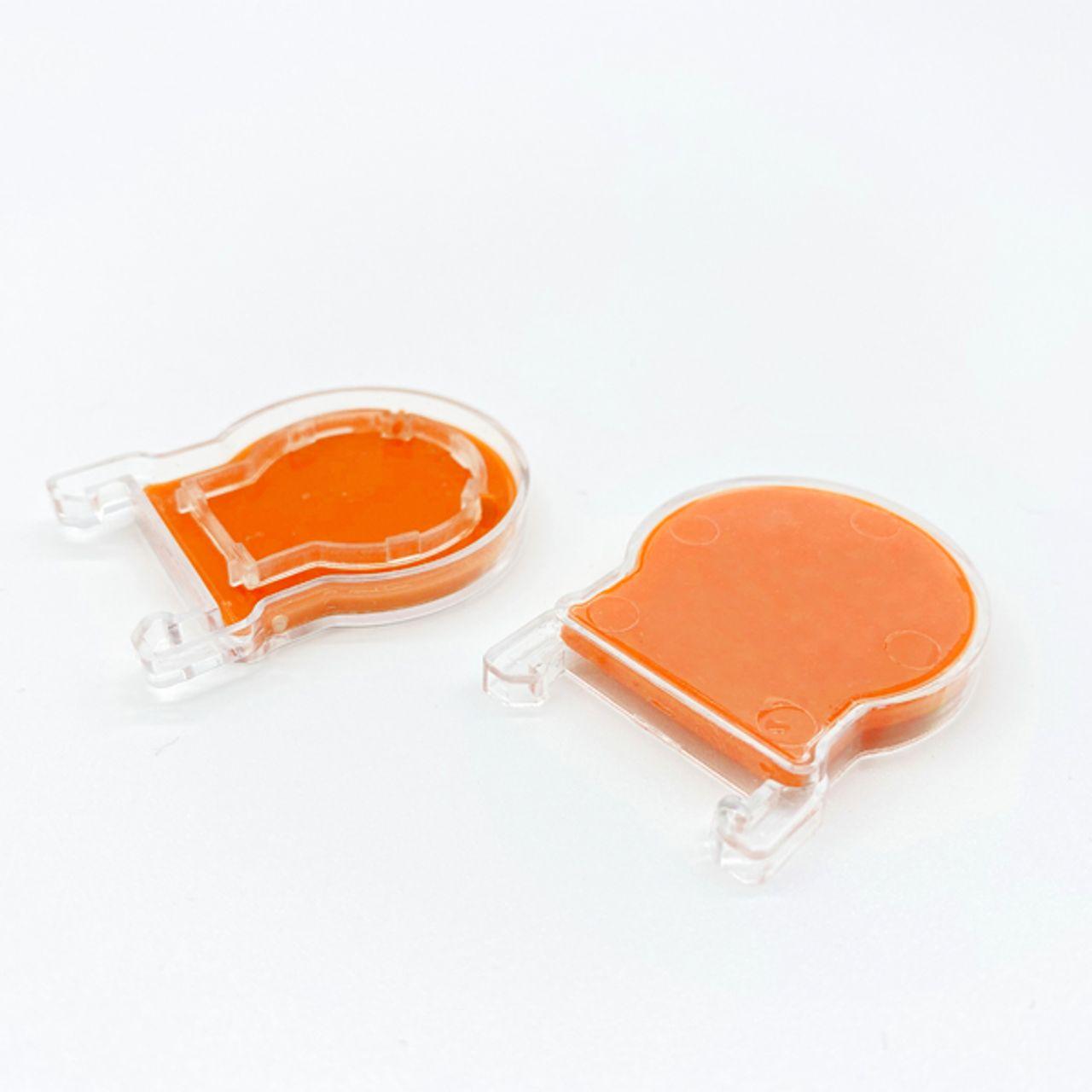 Lucoline® Endkappe Orange