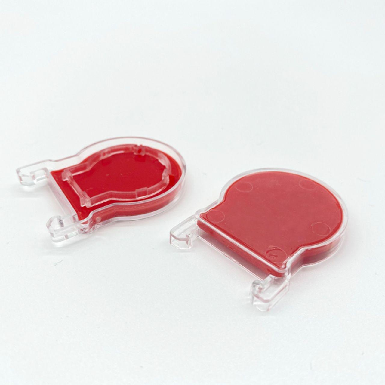 Lucoline® Zubehör Endkappe Rot
