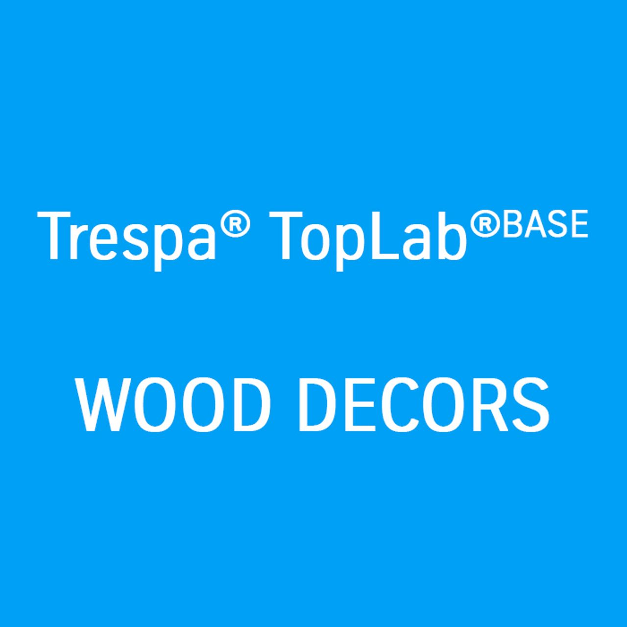 Trespa Top Lab Base Wood Decors