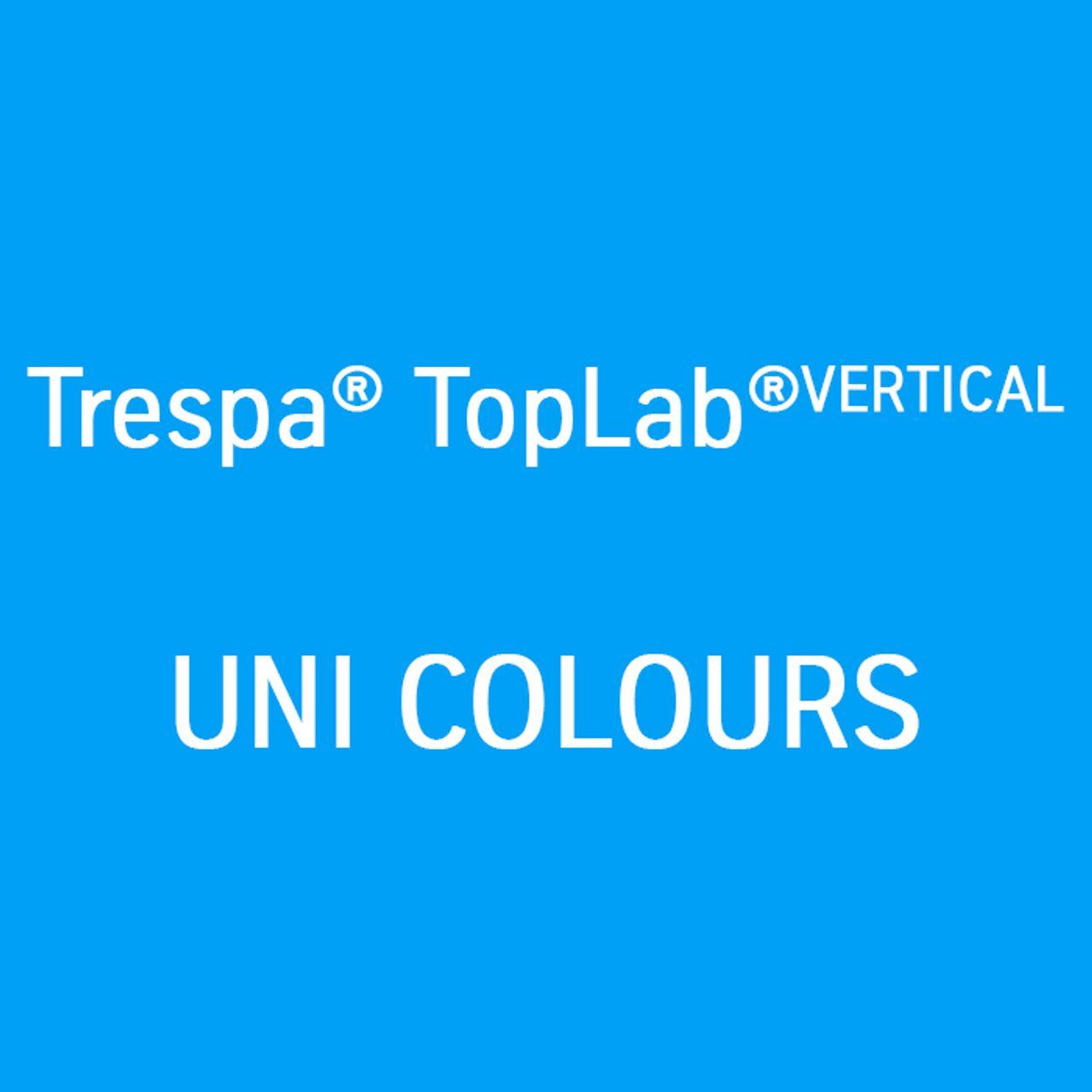 Trespa Top Lab Vertical Uni Colours