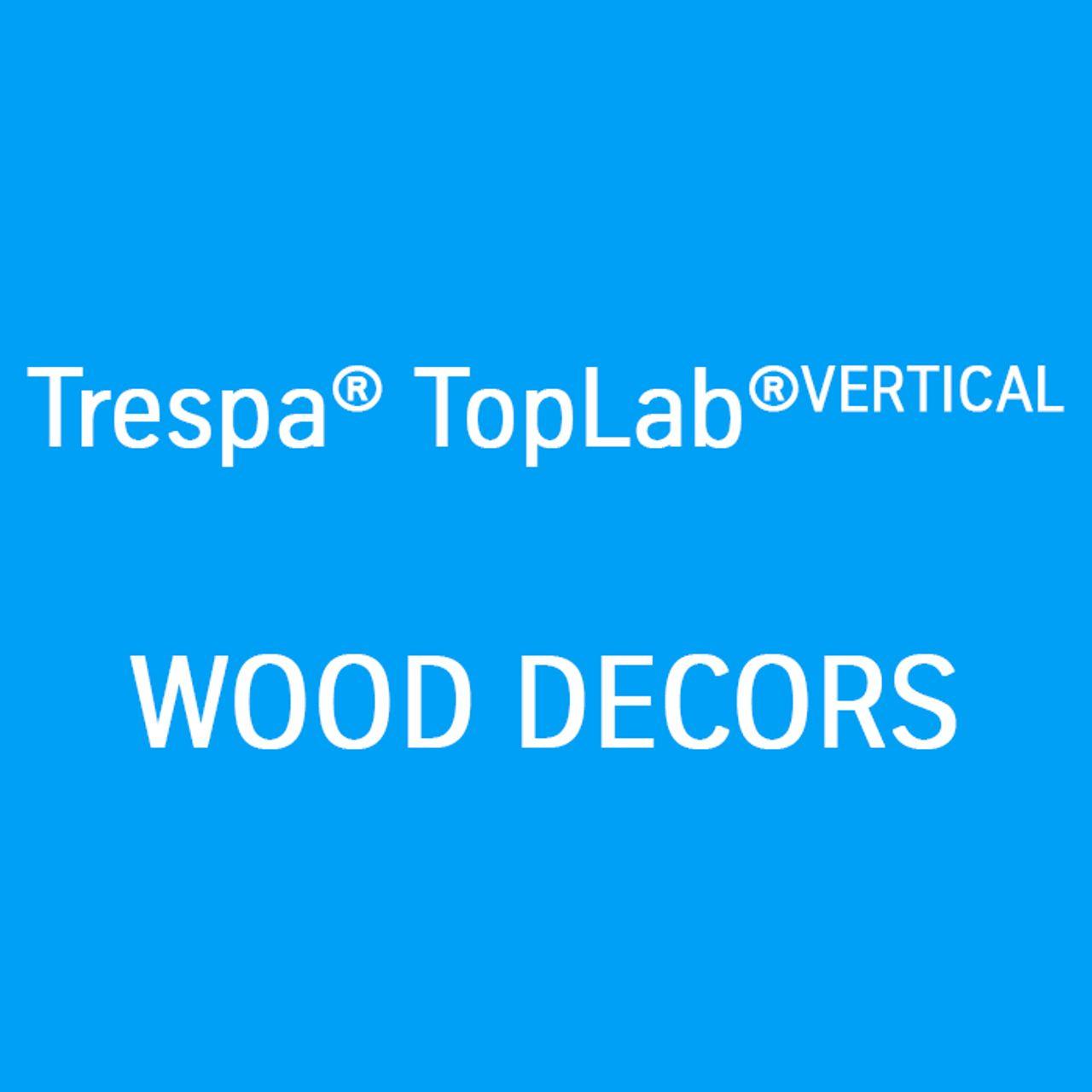 Trespa Top Lab Vertical Wood Decors