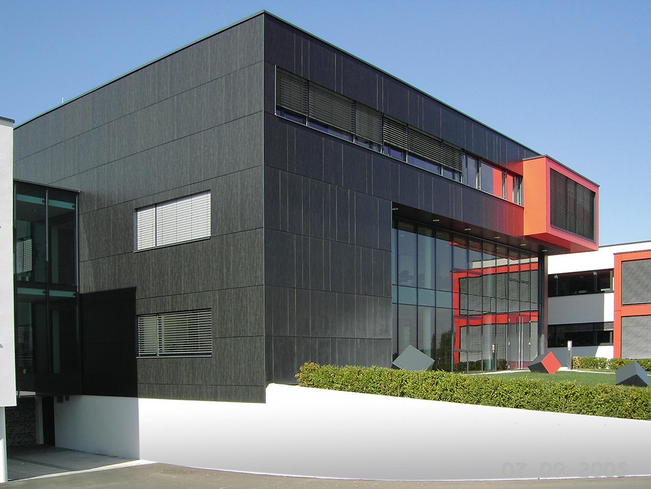 FunderMax® Balkon- & Fassadenplatten
