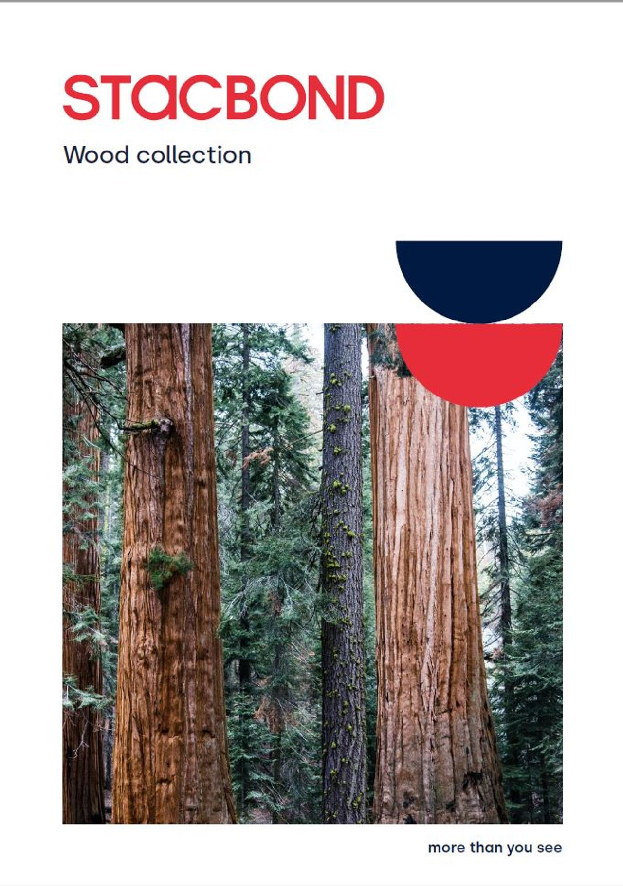STACBOND® Wood Collection