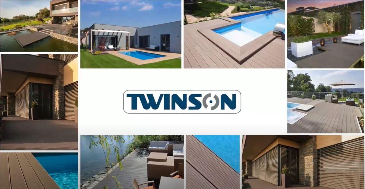 Twinson Terrassensysteme Produktvideo