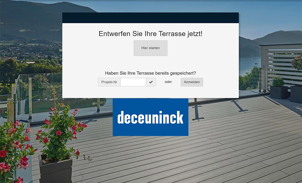 Screenshot Terrassenplaner Twinson
