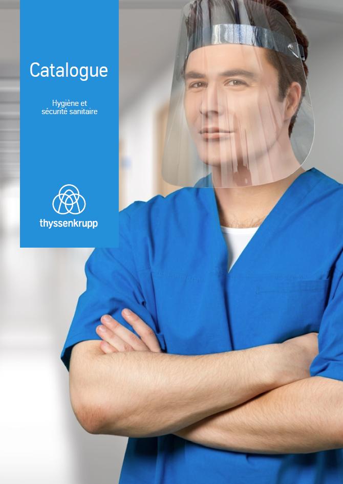 Catalogue Hygiène et sécurité sanitaire