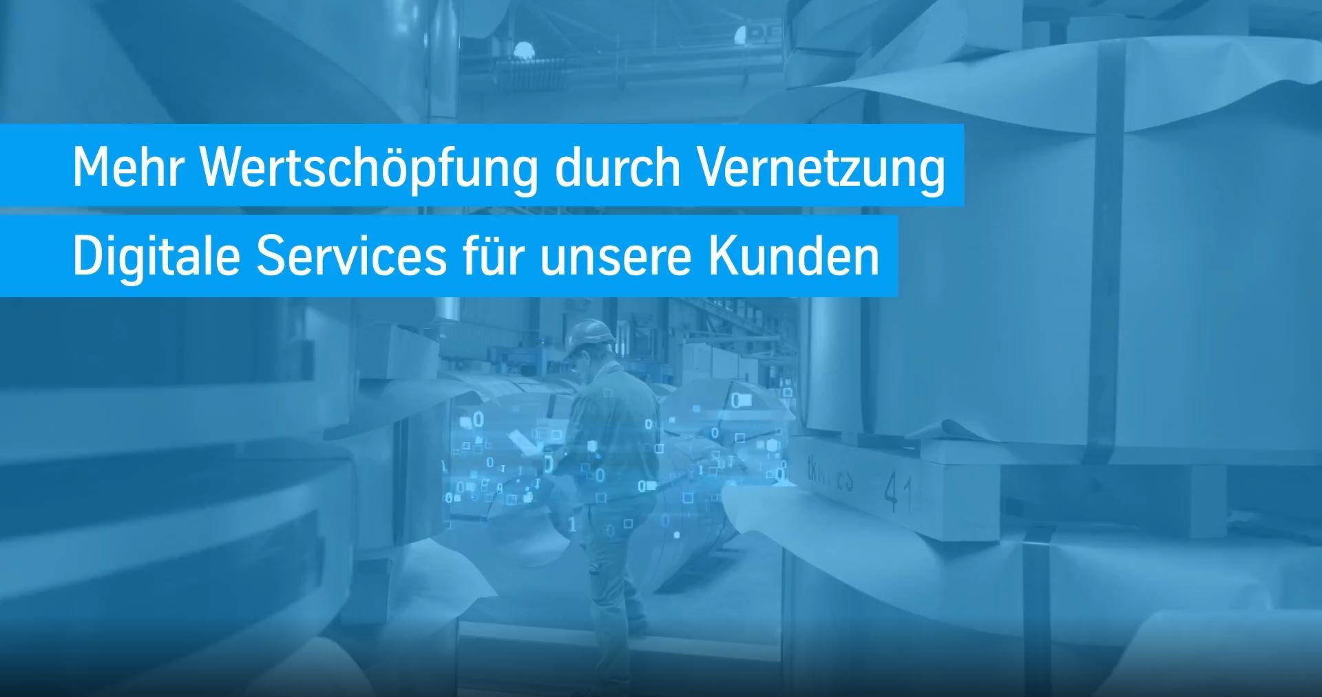 Digitale Services für unsere Kunden