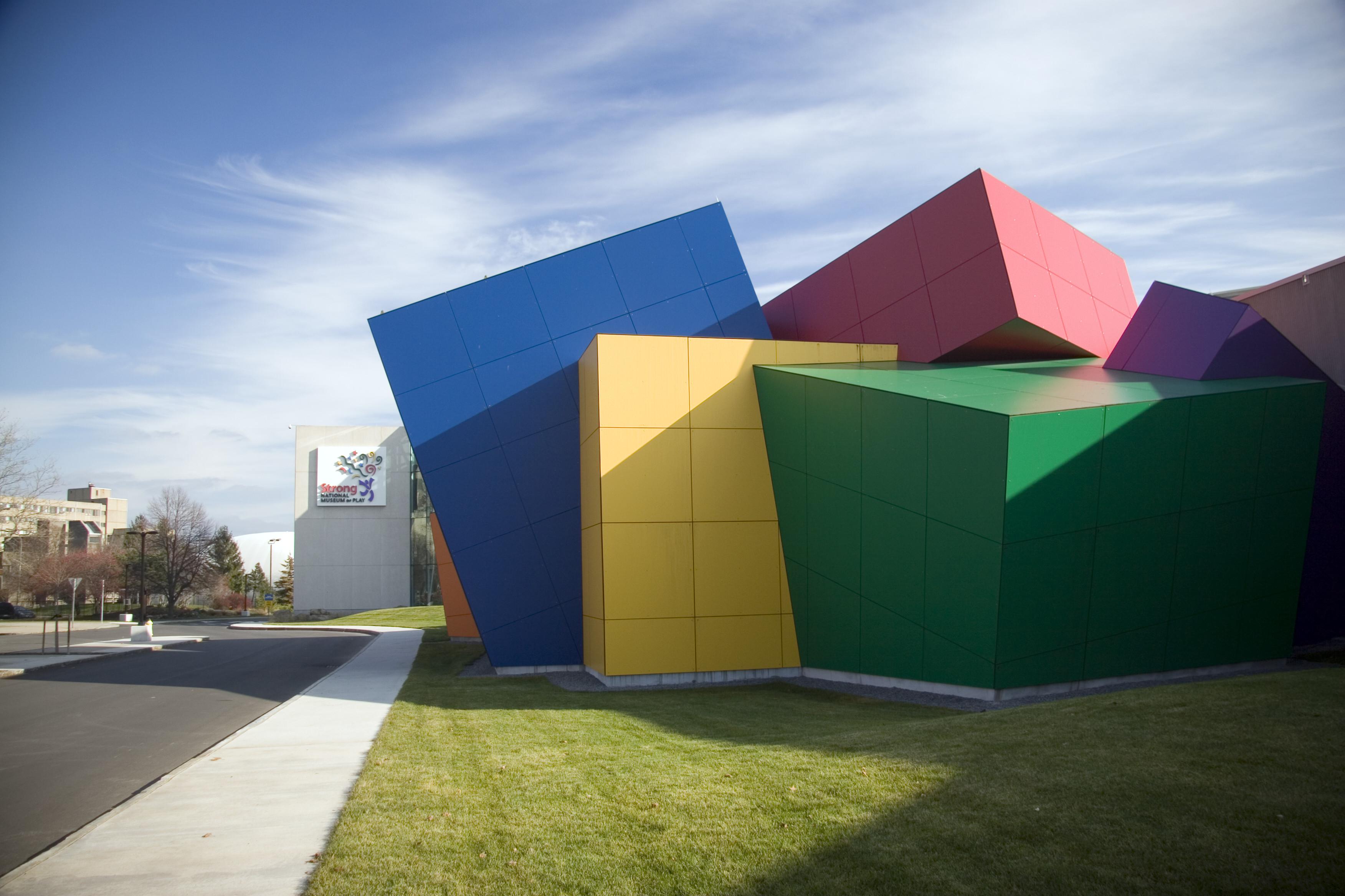 TRESPA® METEON®: Excellent panels for ventilated façades.