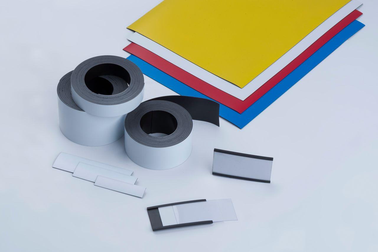 Magnetic tapes and magnetic foils, thyssenkrupp Magnettechnik