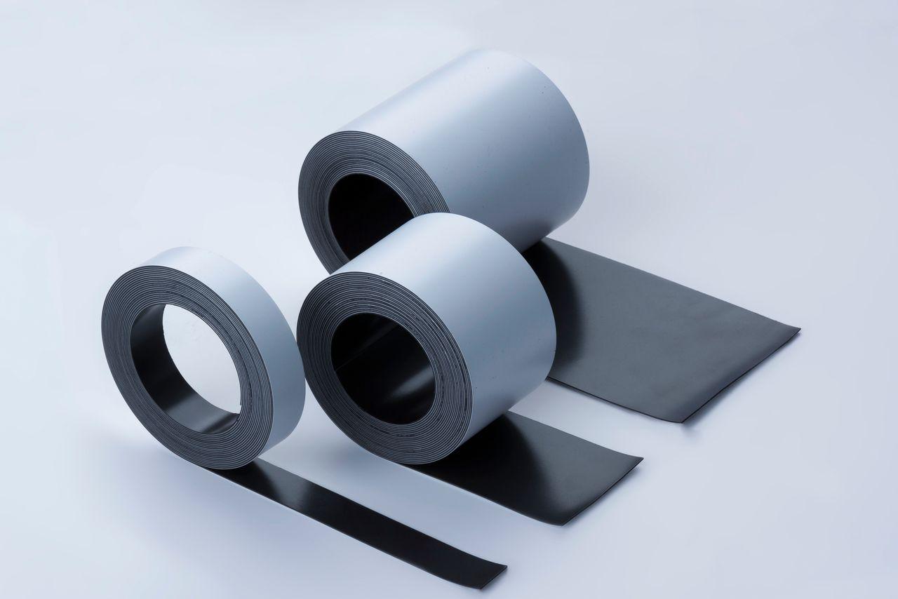 Magnetbänder zum Beschriften, thyssenkrupp Magnettechnik