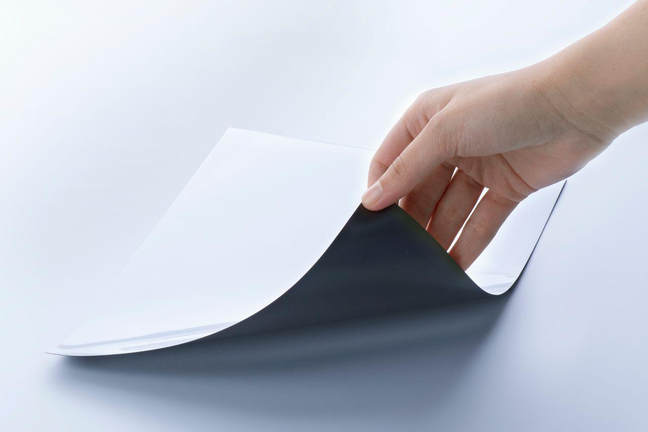 Magnetisches Fotopapier, thyssenkrupp Magnettechnik